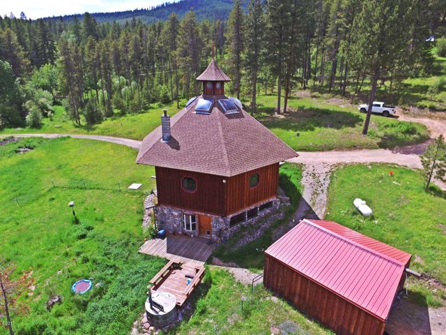 1039 Grizzly Mountain Road, Missoula, MT 59808