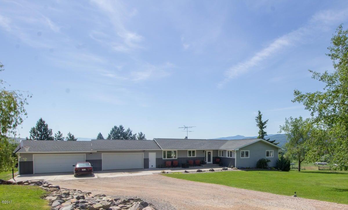 18425 Sorrel Springs Lane, Frenchtown, MT 59834