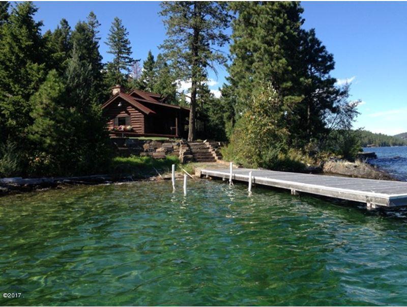 39155 Running Rock Lane, Lakeside, MT 59922
