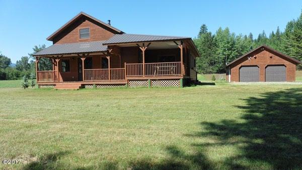4361 Lake Creek Road, Troy, MT 59935