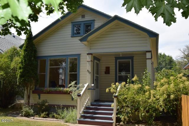 529 Blaine Street, Missoula, MT 59801