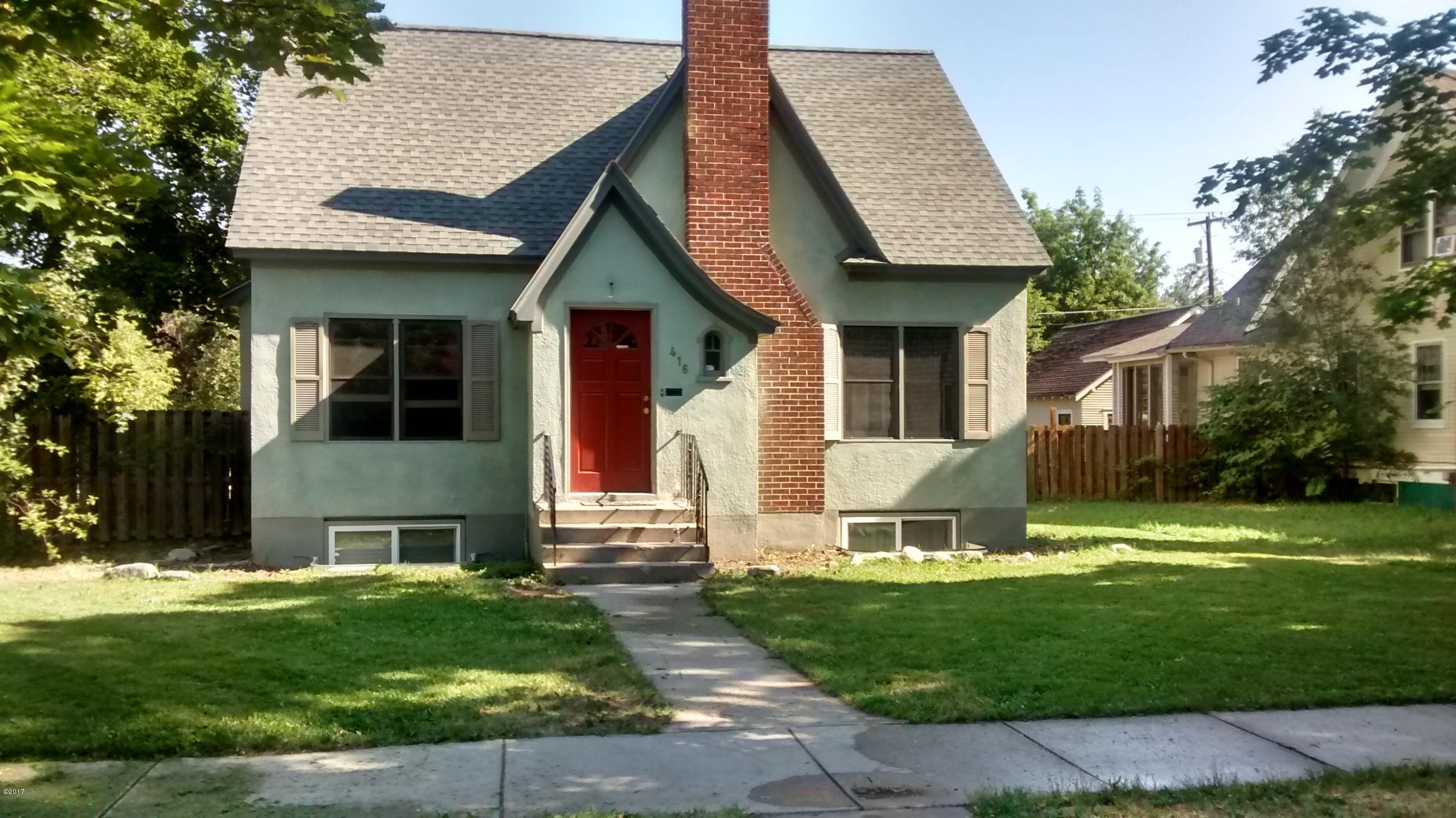416 South 6th Street East, Missoula, MT 59801