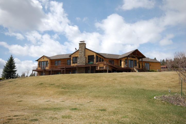 1551 Red Crow Road, Victor, MT 59875
