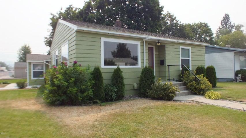 1601 West Sussex Avenue, Missoula, MT 59801