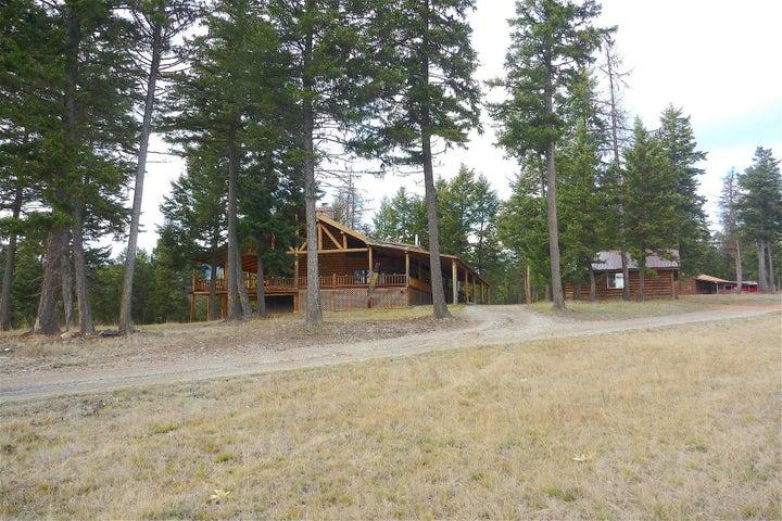1500 Rocky Mountain Trail, Rexford, MT 59930