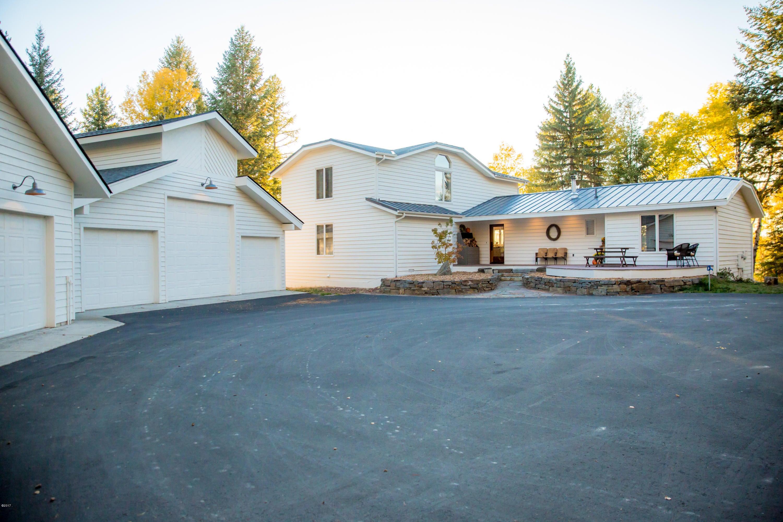 555 Walker Meadow Road, Whitefish, MT 59937