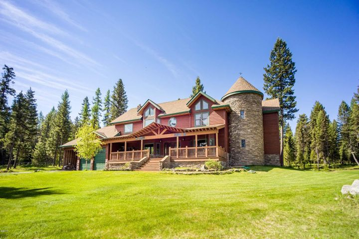 1070/1075 Lupfer Road, Whitefish, MT 59937