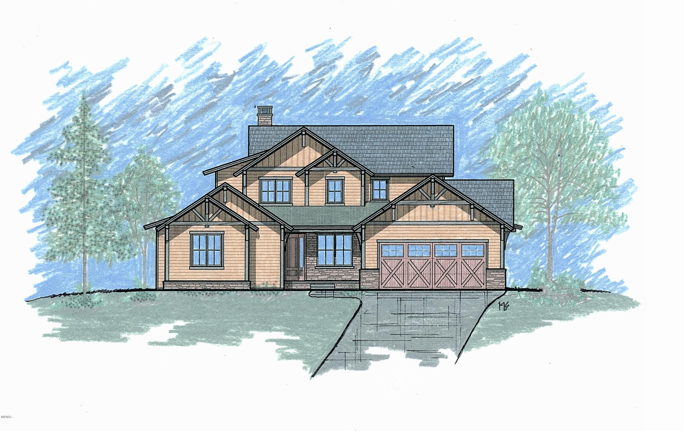 2648 Bunkhouse Place, Lot 156, Missoula, MT 59808