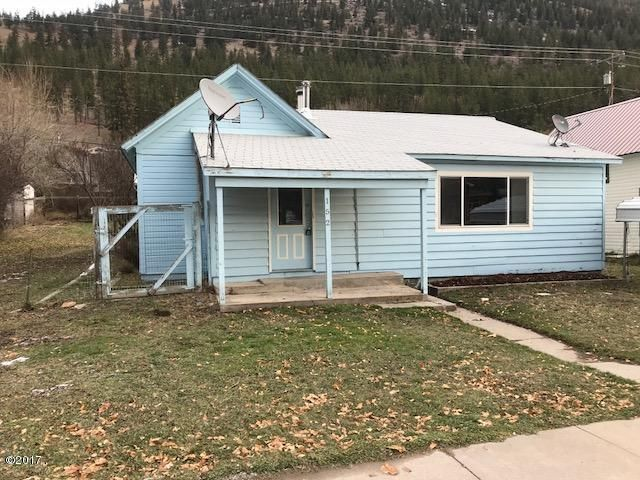 152 Railroad Avenue, Alberton, MT 59820