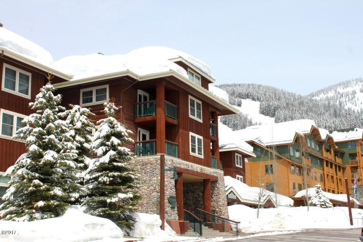 3889 Big Mountain Road, Kintla Lodge Unit 101, Whitefish, MT 59937