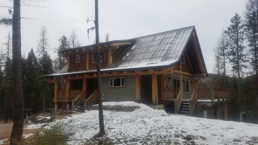 190 Cliff Creek Road, Whitefish, MT 59937