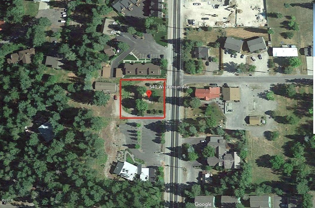 540 Wisconsin Avenue, Whitefish, MT 59937