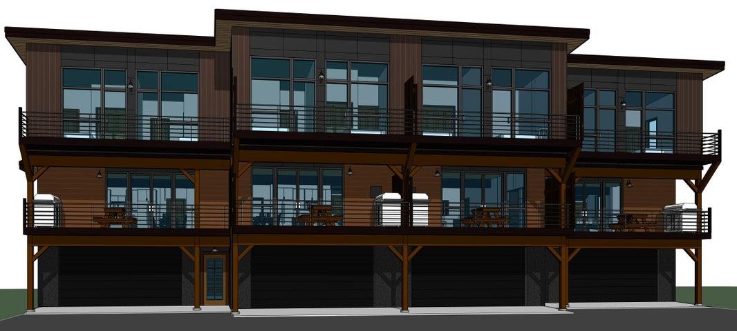114 Karrow Avenue, Unit A, Whitefish, MT 59937