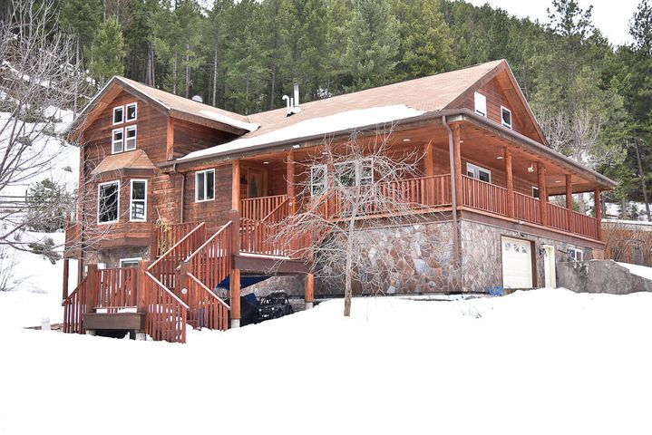 22285 Wallace Creek Road, Clinton, MT 59825