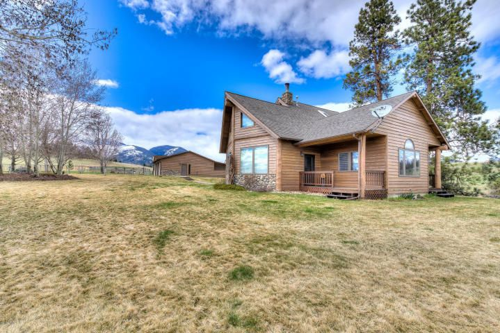 308 Sheafman Creek Road, Victor, MT 59875