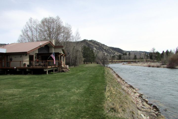 Bitterroot River Dream Retreat