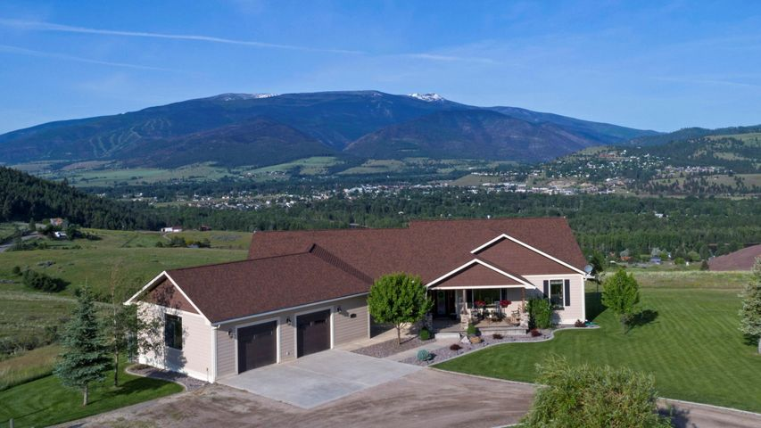 3522 Trails End Road, Missoula, MT 59803