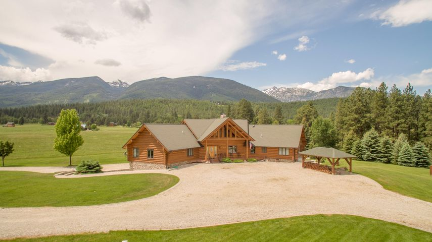274 White Bird Trail Trail, Darby, MT 59829