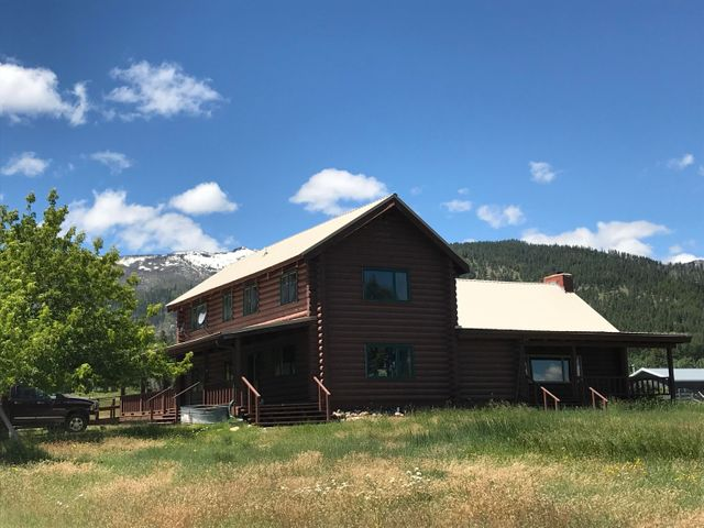 20.15 Acres Rocky Mtn log Ranch