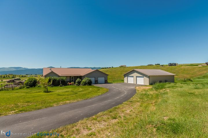 10987 Tookie Trek Road, Missoula, MT 59808