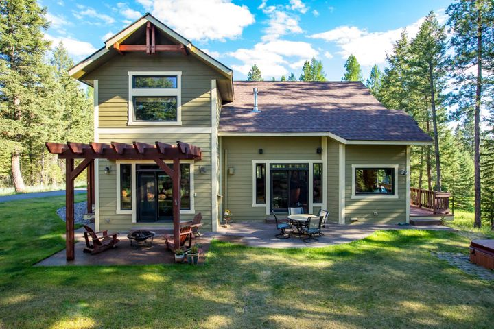 90 Irish Bend Lane, Columbia Falls, MT 59912