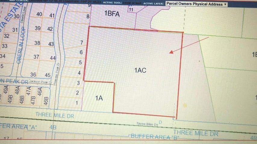 Kalispell Zip Code Map.575 Three Mile Drive Kalispell Mt 59901 Mls 21810077