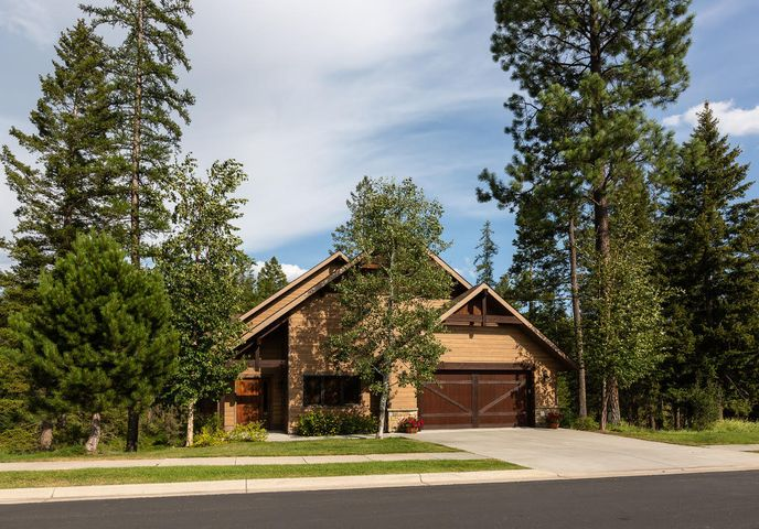 729 Clearwater Drive, Whitefish, MT 59937
