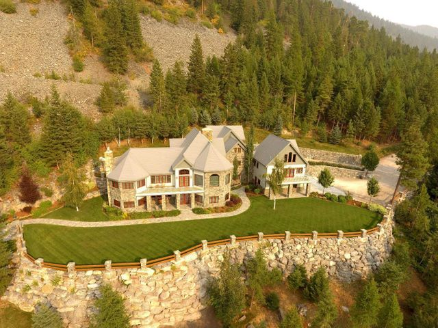 31572 Lake To Sky Road, Bigfork, MT 59911