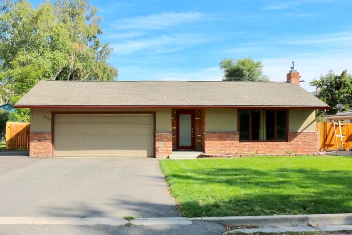 3524 Washburn Street, Missoula, MT 59801