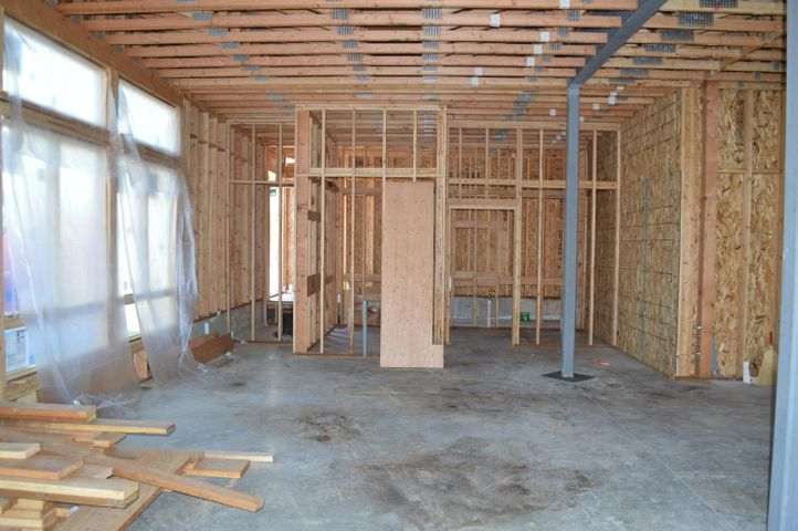 103 Commercial Space Framing