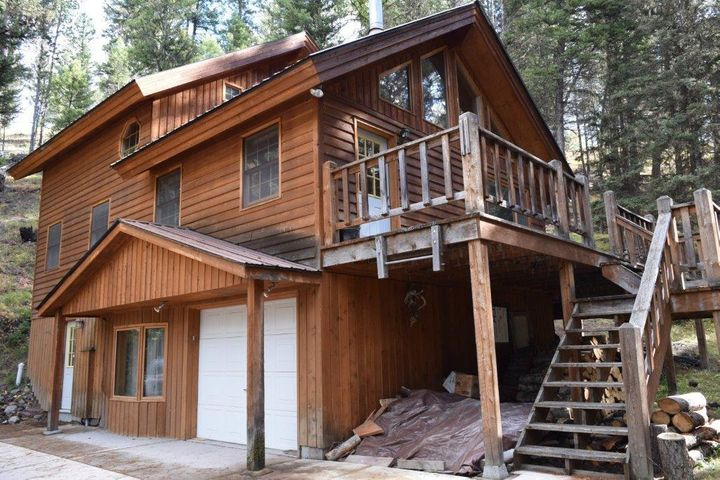 100 Leota Peak Court, Seeley Lake, MT 59868