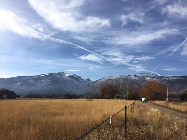 Mill Creek Canyon from Property