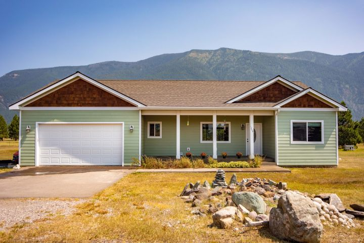 1249 Raven Lane, Columbia Falls, MT 59912