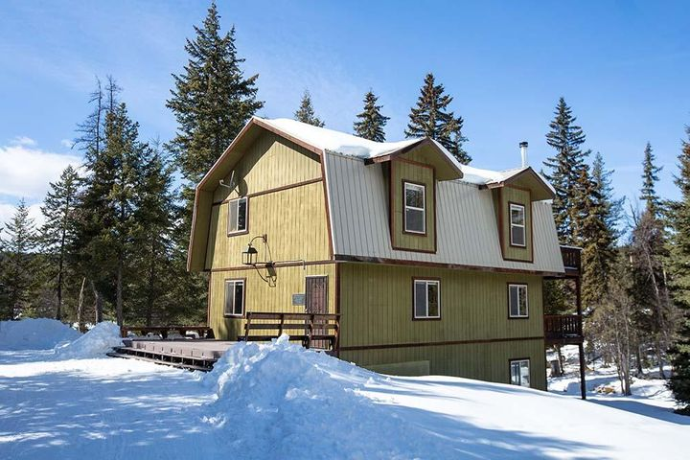 5030 Sinclair Creek Road, Eureka, MT 59917