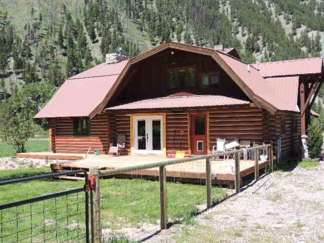 9786 West Fork Road, Darby, MT 59829
