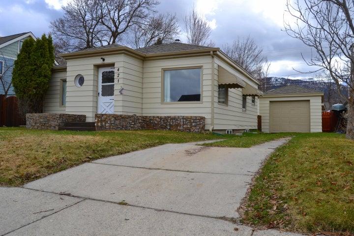 421 North Avenue East, Missoula, MT 59801