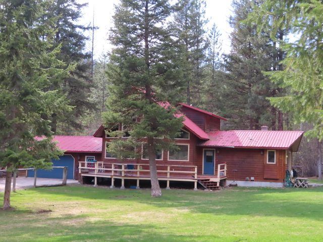 1975 West Fork Petty Creek Road, Alberton, MT 59820