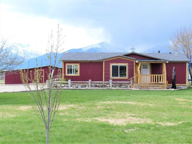 1051 Lark View Lane, Stevensville, MT 59870