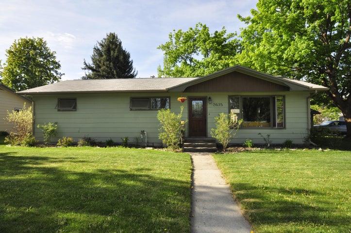 2635 Arcadia Drive, Missoula, MT 59803