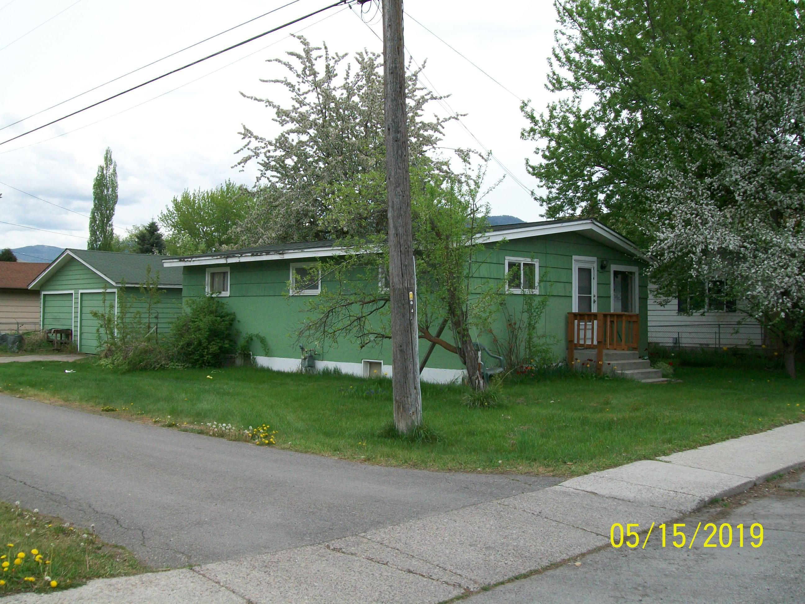 2114 South Clark Street, Missoula, MT 59801