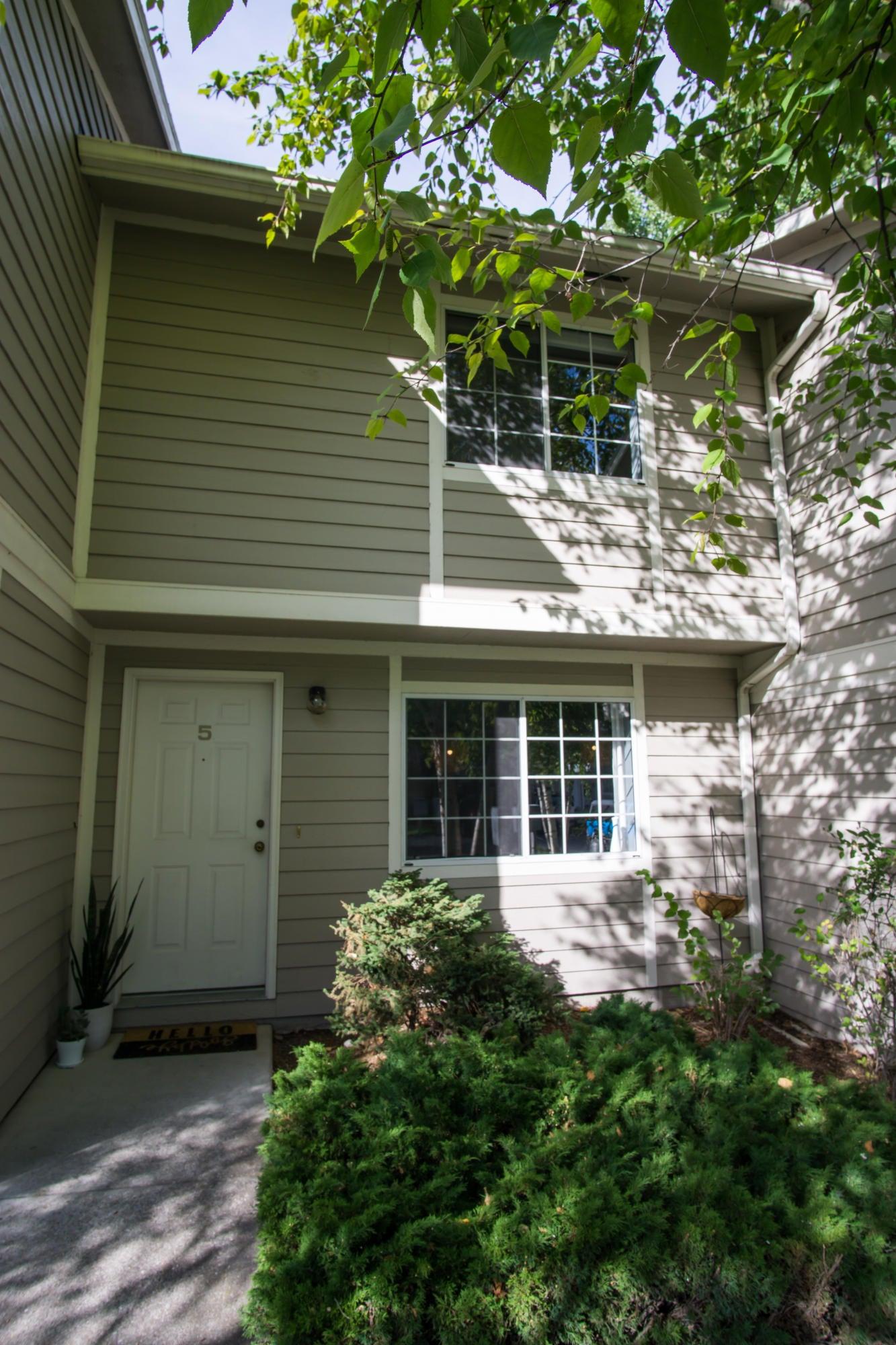 2802 Rockridge Court, Unit 5, Missoula, MT 59808