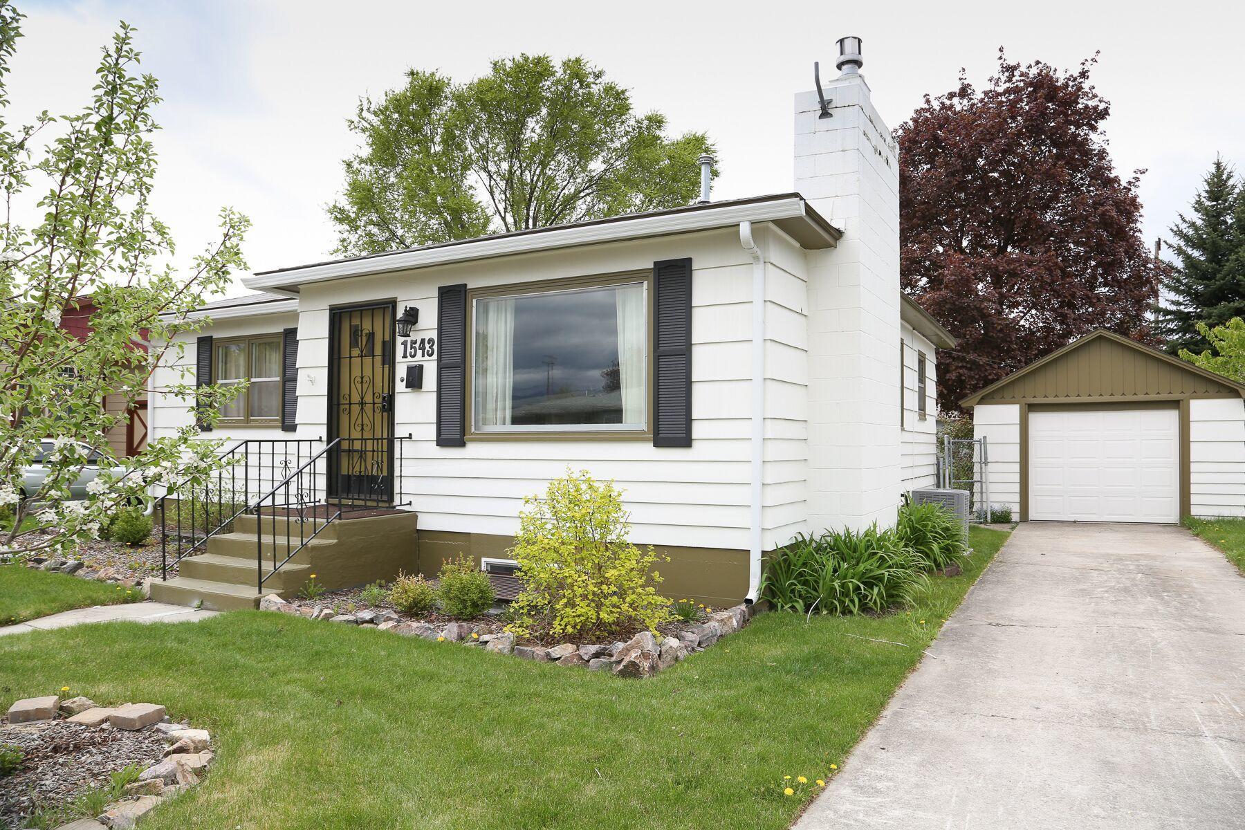 1543 West Central Avenue, Missoula, MT 59801
