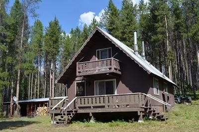 1610 Hughes Creek Road, Darby, MT 59829