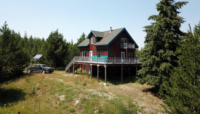 9415 Lost Prairie Road, Marion, MT 59925