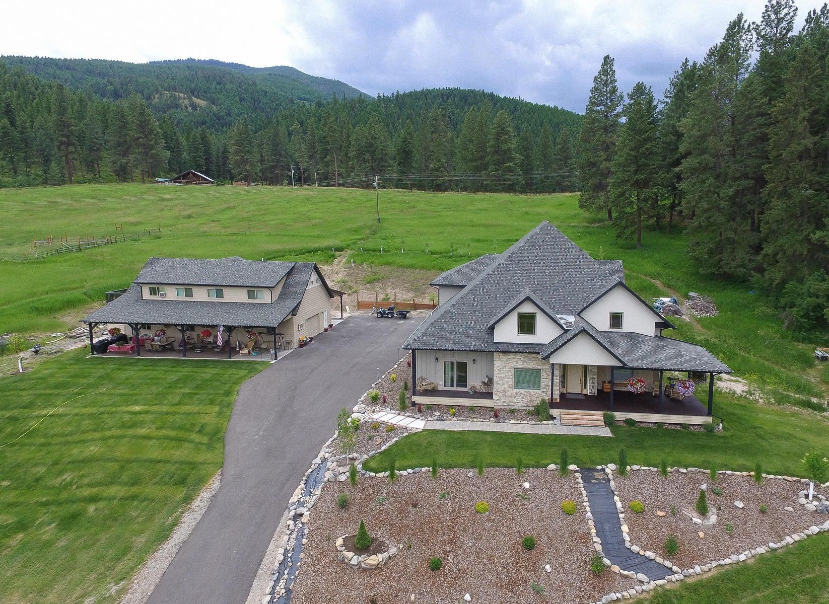 30703 Elk Mountain Lane, Huson, MT 59846