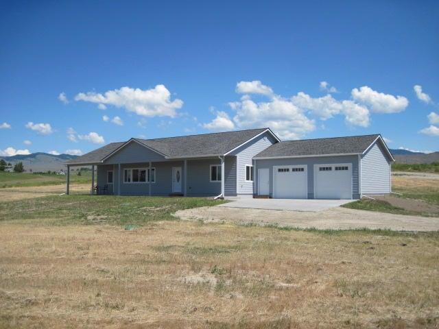 766 Coyote Creek Drive, Corvallis, MT 59828