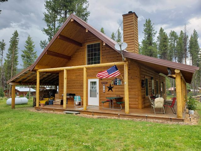 680 Leisure Lane, Sula, MT 59871