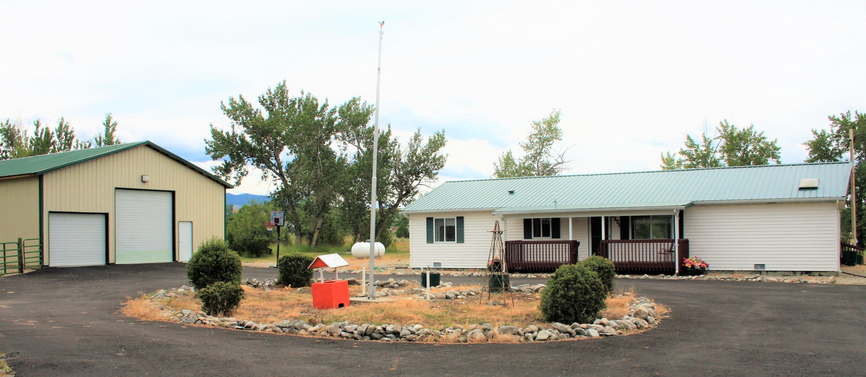 1271 Middle Burnt Fork Road, Stevensville, MT 59870