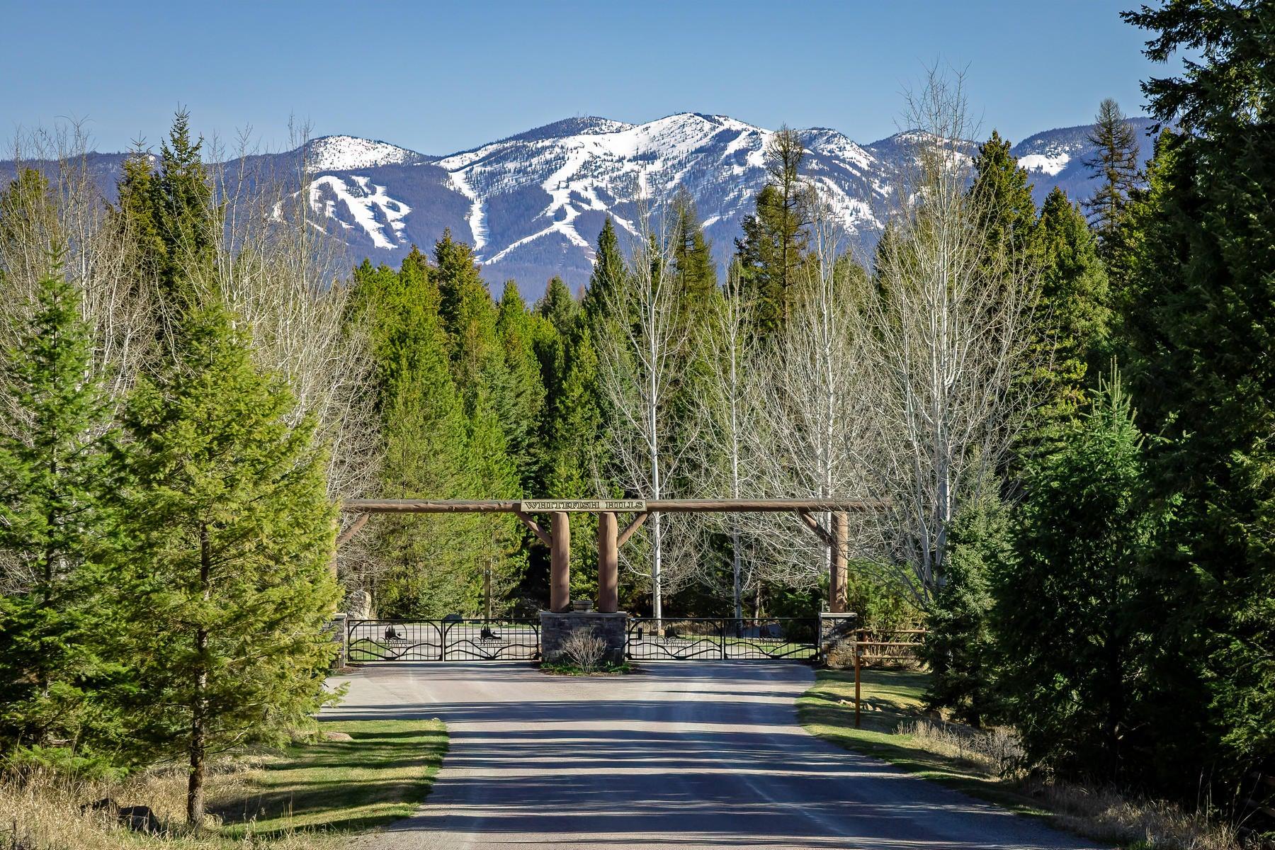 1563 Whitefish Ranch Road, Lot 44, Whitefish, MT 59937