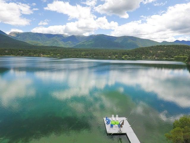 Glen Lake with Mountain Views